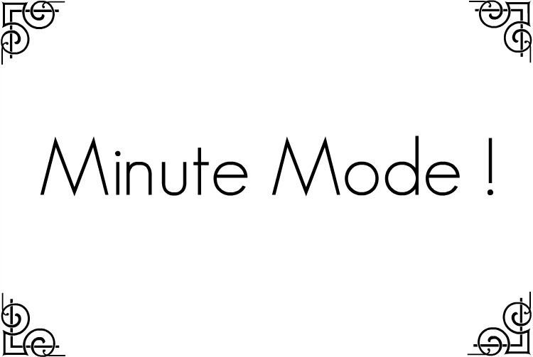 Minute Mode : Faire un nœud de cravate en une minute chrono !
